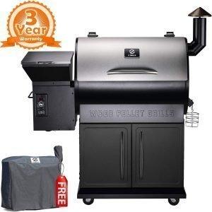 Z Grills Wood Pellet Grill Model Zpg 450a