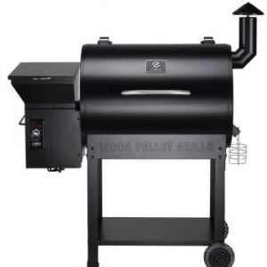 Z Grills Wood Pellet Grill (Model ZPG-7002B)