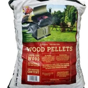 Wood Pellets (Oak) 20 lbs Bag