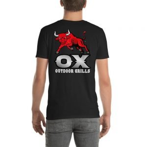 Ox Outdoor Grills Unisex T-Shirt (Back only)