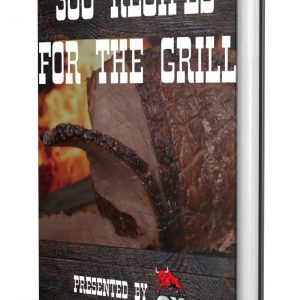300 Recipes for the Grill (eBook)