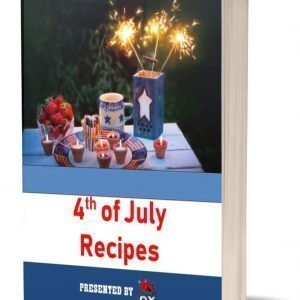 4th of July Recipes (eBook)